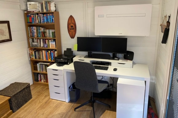 Composite Garden Offices London