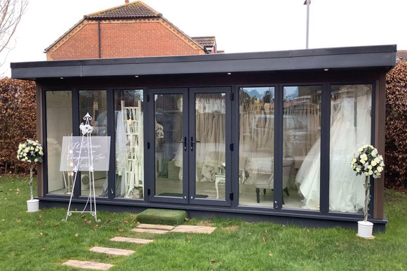 Work From Home Garden Offices London