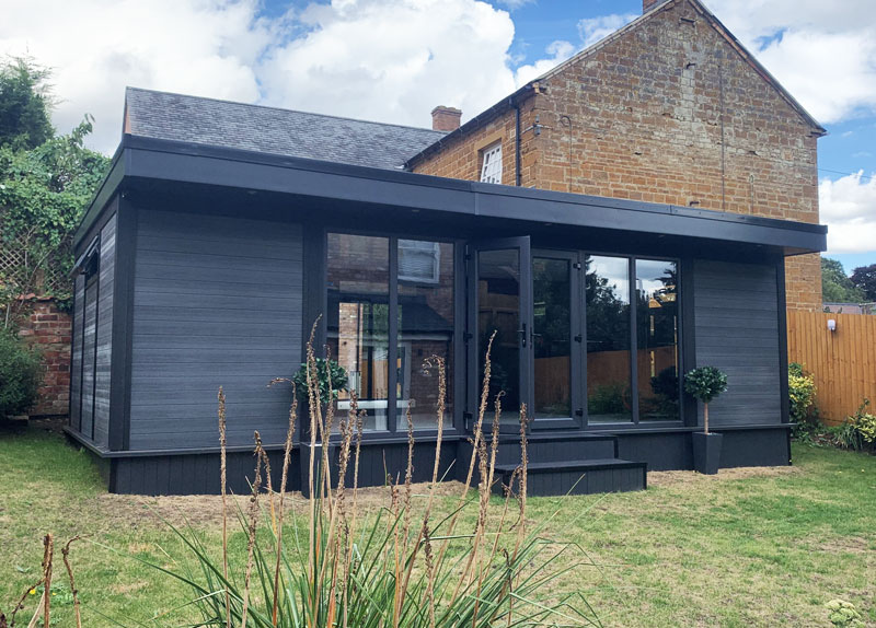 About London Garden Rooms