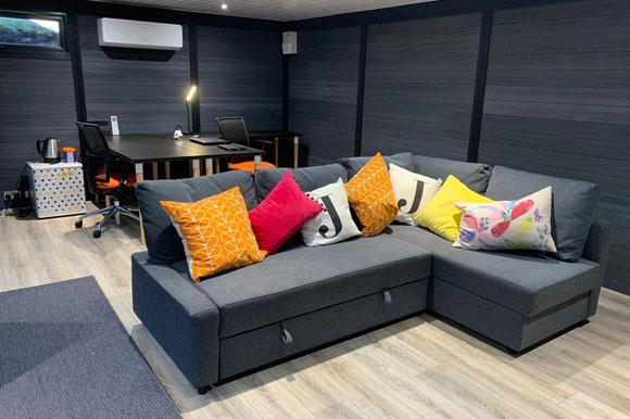 Garden Room Retreat London